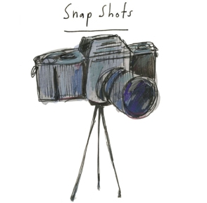 Illustration of a camera
